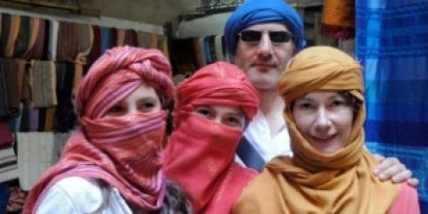 North Africa Family Holidays: Morocco, A Teen's-Eye View
